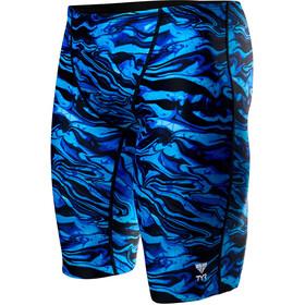 TYR Miramar Allover Costume a pantaloncino Uomo blu